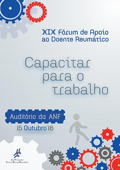 Cartaz - XIX Forum